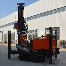 供应履带式气动水井钻机FY-300工地民用钻井机打井快图片