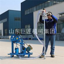 打井機小型家用鉆井機SJD-2A鉆井機器打水井鉆機設備圖片