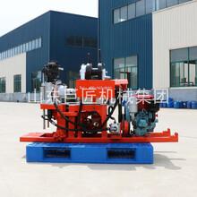 yqz-30型液压轻便钻机地质勘探钻机轻型山地物探钻机图片