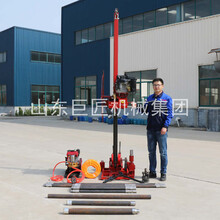 50米轻便勘探钻机QZ工程地质岩石取样钻机可拆解上山勘探钻机图片