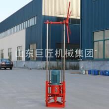 多用途三相电轻便岩芯取样钻机QZ-2A小型工程钻机图片