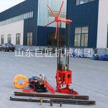 QZ-1A轻便两相电钻机岩土钻机地勘取芯钻机巨匠直供图片