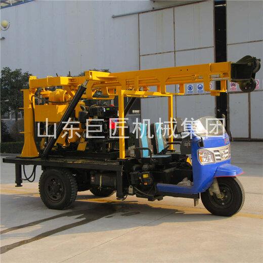 XYC-200A三輪車載液壓鉆機5