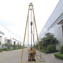 巨匠HZ-200Y小型柴油鉆井機200米水井鉆機價格打井機圖片