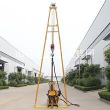 200型液壓動力鉆機鉆進快地質勘探鉆機取樣鉆機圖片