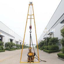 巨匠200米液压打水井钻机液压钻井机液压打井成套设备图片