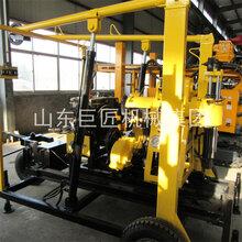 液压轮式地质钻机轮式液压岩心钻机可改装轮式岩芯钻机图片
