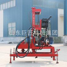 小型液压钻井机电动液压打井机水井钻机轮式水井钻机