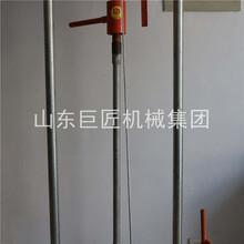 室內用.2.6米打井機每米耗油幾毛錢的省錢水井鉆機圖片