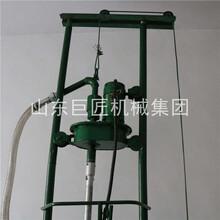 巨匠集團小型全自動打井機效率高易操作投資少收益高打井設備圖片