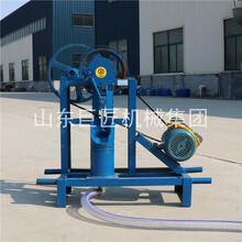 巨匠集團供應NXB型內吸泥漿泵小型反循環打井泵圖片