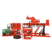 煤礦用雙泵鉆機全液壓坑道鉆機操作方便山東煙臺圖片