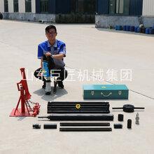 手持式电动取土器小型冲击式土壤采集设备QTZ-3D型图片