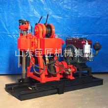 山东巨匠高速岩心钻机XY-150型全液压取芯钻机图片