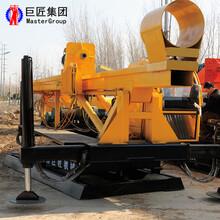 太陽能光伏打樁機液壓打樁機操作簡單山東濟南圖片