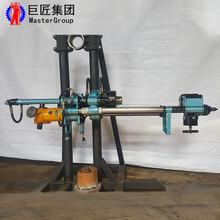 金属矿山钻机全液压坑道钻机KY-150矿山坑道内钻探机图片