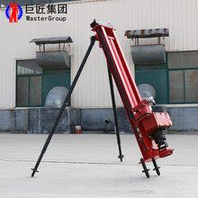 巨匠KQZ-100矿山钻机坑道探瓦斯探水钻机气动潜孔钻机配件图片