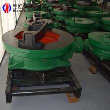 巨匠集团大口径水井钻机SPJ-400磨盘钻井机水文工程钻机图片