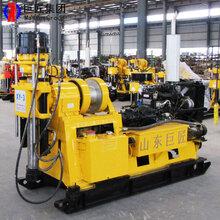 500米打井机XYX-3轮式液压水井钻机深水井钻机图片