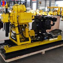 巨匠HZ-200YY百米勘探鉆機型號巖芯取樣鉆機鉆探機械圖片