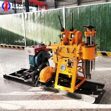 巨匠地勘取芯钻机HZ-200米岩心勘探全液压型号图片图片