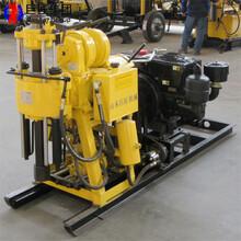 鉆機打井機小型鉆井設備液壓水井鉆機華夏巨匠廠家直銷圖片