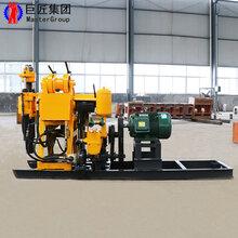 家用打井钻机HZ-130Y液压水井钻机家用钻井设备图片