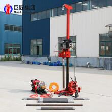 地質勘探鉆機QZ-3柴油輕便地質工程鉆機30米取芯鉆機圖片