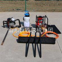 BXZ-1型轻便岩芯取样钻机地质勘探钻机操作简单勘探设备图片