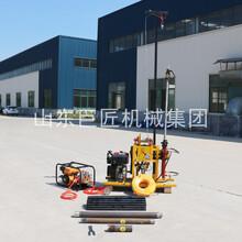 YQZ-50B型液壓輕便鉆機地質勘探鉆機液壓鉆機廠家圖片
