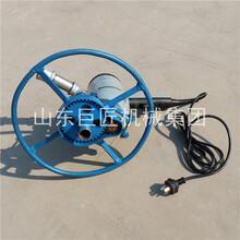 现货便携式电动打井机手提钻井机家用小型打井机图片