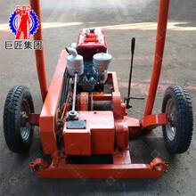 砂金矿勘探钻机SH30-2A沙土取样钻机冲击式岩土勘察钻机图片