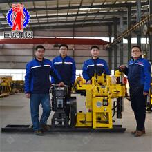 巨匠机械100米打井机HZ全液压民用钻井机价格不贵效率高图片