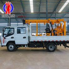 XYC-200A三轮车载液压岩芯钻机图片