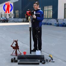 巨匠机械冲击钻取土QTZ环保取土钻机15米无扰动取土钻机图片