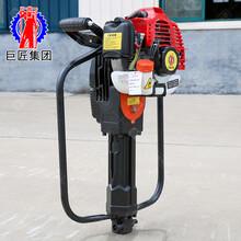 便携式取土钻机QTZ-1手持式土壤取样钻机五米取土器图片