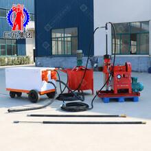 高压双液注浆钻机zlj-350后退式注浆钻机房屋下沉基础加固钻机图片