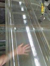 内蒙艾珀耐特采光板阳光板940型阻燃板防腐瓦有售采光瓦采光带采光罩图片