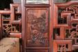 王义红木济宁红木家具,临沂自然纹理清晰大红酸枝沙发制作精良