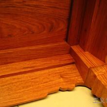 泰安古韵美王义红木大果紫檀沙发,办公室红木沙发图片