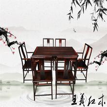 王义红木办公室红木沙发,青岛不造假王义红木大果紫檀沙发图片