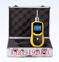 臭氧检测仪泵吸式两级声光报警臭氧检测仪