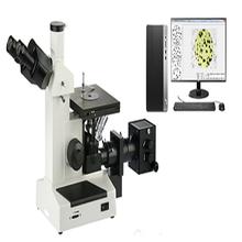 金相顯微鏡PRJX410三目倒置光學顯微鏡廠家定制圖片