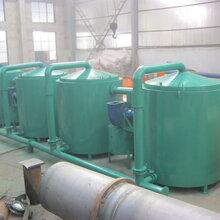 機制木炭干餾式炭化爐無煙木炭生產設備新型無煙原木炭炭化爐圖片