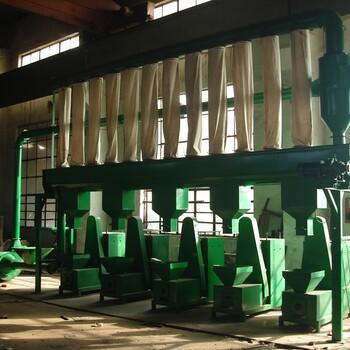全自动烧烤木炭机设备多功能木炭成型机大中小型木炭生产线指导