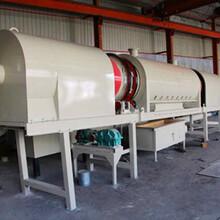 生物质炭化炉连续式炭化炉气化式连续炭化机图片