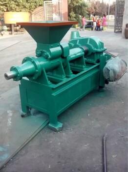 錦州無煙機制木炭機炭粉煤棒機煤粉成型機工作原理介紹技術指導
