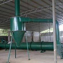 大中小型木屑/锯末烘干机工业用石粉/煤泥/煤粉滚筒烘干机出售图片