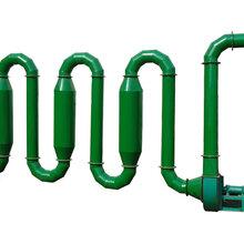 多功能气流式烘干机气流饲料干燥机干燥设备热风气流烘干机图片
