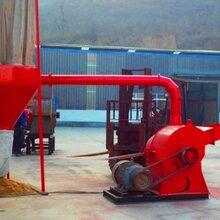 节能环保无烟木炭机设备烧烤炭生产专业设备机制木炭机生产线供应图片
